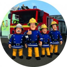 Sam a tűzoltós játékok