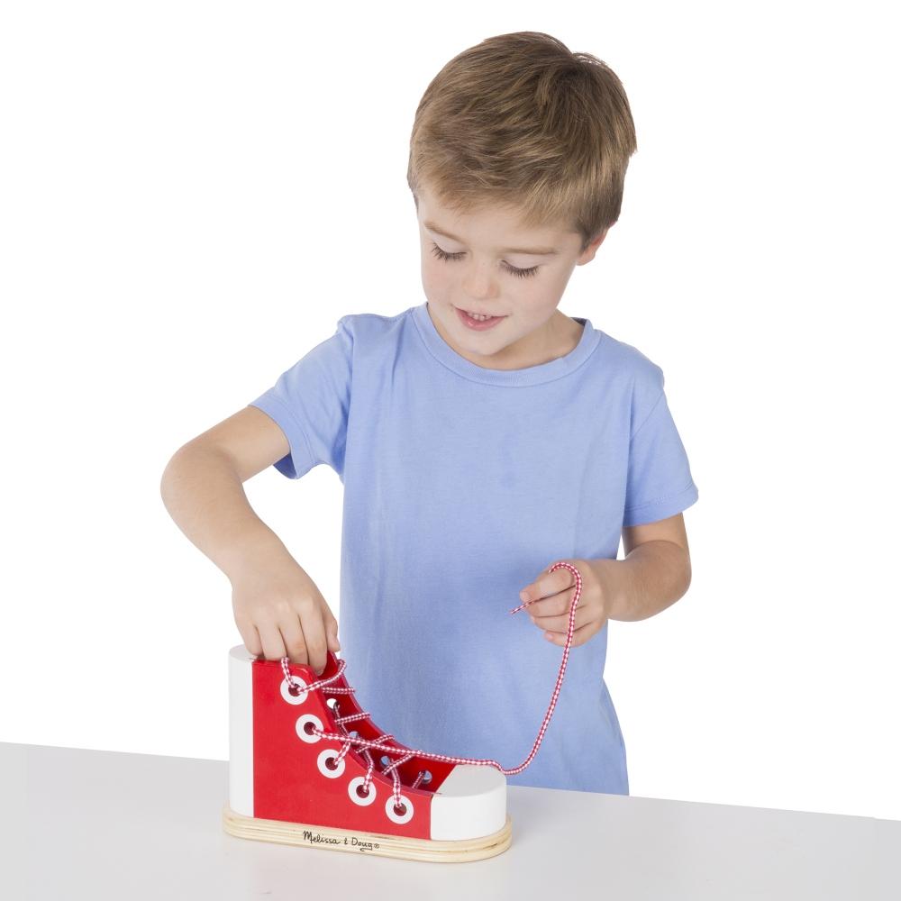 Készségfejlesztő cipőfűzős játék online rendelés
