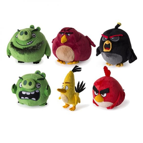 Angry Birds - Mérges madarak