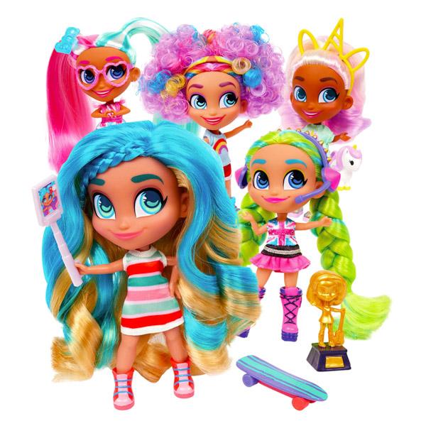 Hairdorables játékbabák