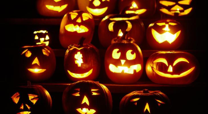Halloween az oviban